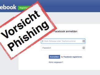 Facebook Security Hacker versenden Messenger-Nachrichten