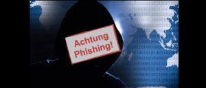 Symbolbild Phishing