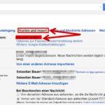 Gmail Passwort ändern 2
