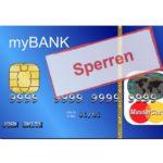 Kartensperrung: EC- oder Kreditkarte telefonisch sperren - so geht's