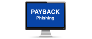 Payback Phishing Warnung
