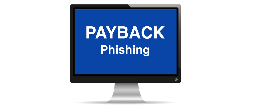 Payback Phishing Warnung