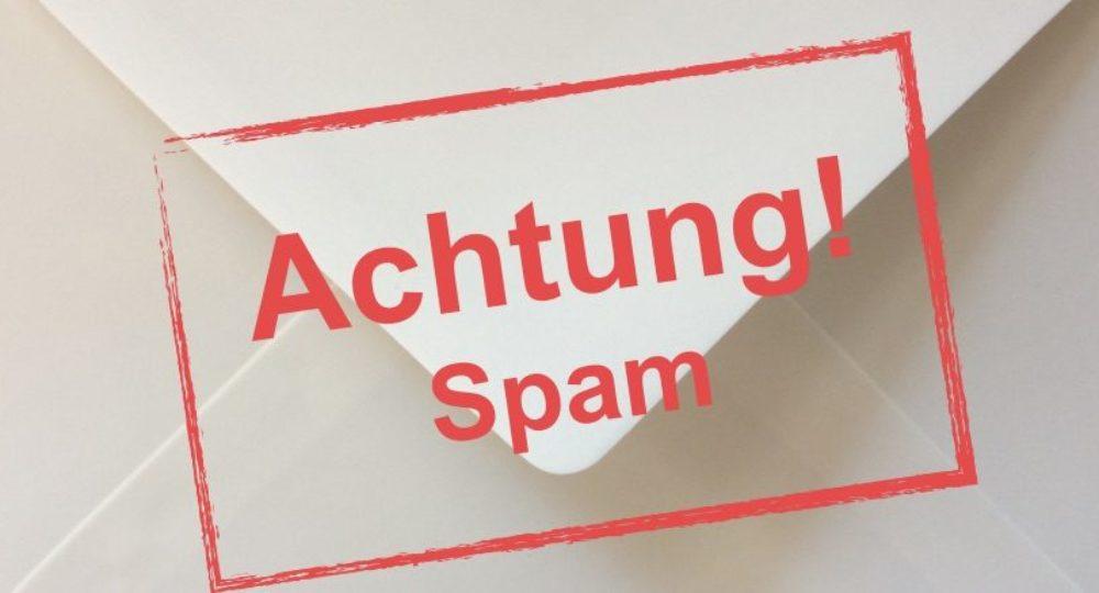 So erkennen Sie Spam-E-Mails – einfach erklärt