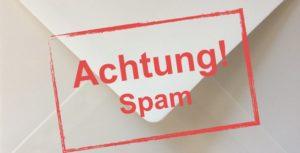 Spam Symbolbild
