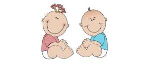 Symbolbild Babys