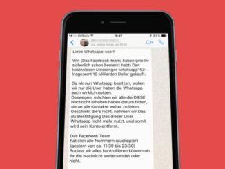 WhatsApp-Kettenbrief Messenger wird kostenpflichtig.jpg