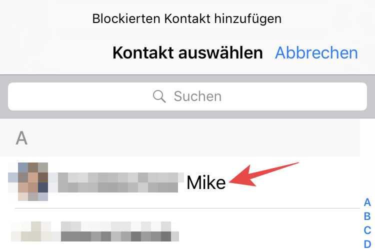 whatsapp blockierte kontakte trotzdem sehen