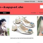 dorothee-kappel.de Sicher oder Fakeshop