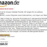 2017-02-12 Amazon Konto Sicherheit Phishing Betrug E-Mail