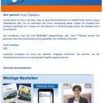 2017-02-27 Volksbank Phishing Onlinebanking Mobilfunk