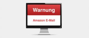 Amazon E-Mail Betrug Verkaufserlose