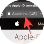 Apple sichere Verbindung
