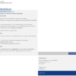 Deutsche Bankengemeinschaft E-Mail
