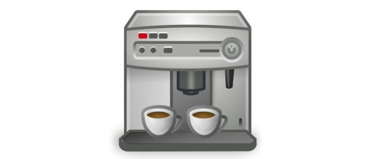 Symbolbild Kaffeemaschine