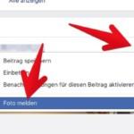 Facebook melden 0