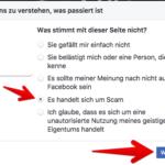 Facebook melden 2