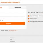 Gefälschte Webseite von mobile.de