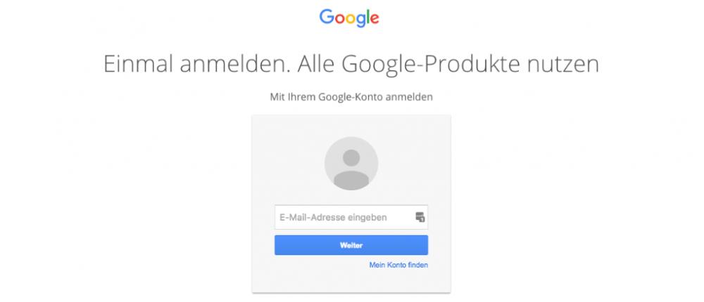 Google-Konto: Passwort neu eingeben – Warum?