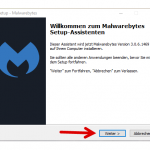 Malwarebytes Anleitung 2