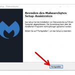 Malwarebytes Anleitung 8