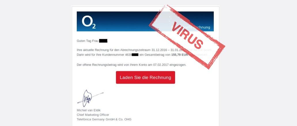 o2 rechnung online