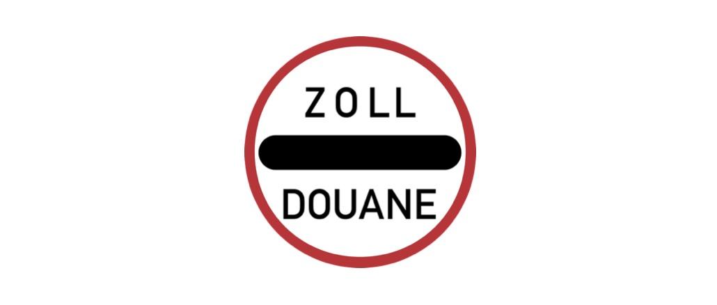 Symbolbild Zoll