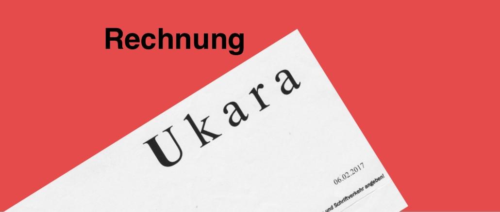 Ukara aus Tschechien stellt Rechnung für Erotikdienste