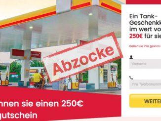 """Vorsicht Kostenfalle: E-Mail """"Ihre Shell Einladung läuft in ein paar Tage ab"""" ist Betrug"""