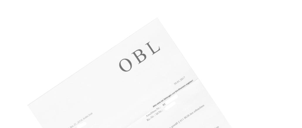 Vorsicht: Rechnung von OBL aus Tschechien für Erotikdienste