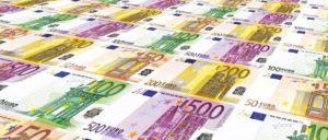 Warnung vor Falschgeld bei Barzahlung