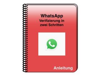 WhatsApp Account sichern mit der Verifizierung in zwei Schritten_Logo