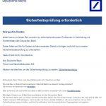 2017-03-03 Deutsche Bank Phishing