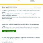 2017-03-05 Commerzbank Phishing Wichtige Kundenmitteilung