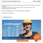 2017-03-10 Phishing Volksbank Raiffeisenbanken Sicherheitsprüfung