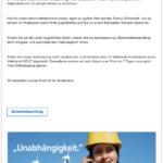2017-03-13 Volksbank Phishing Sicherheitspruefung erforderlich