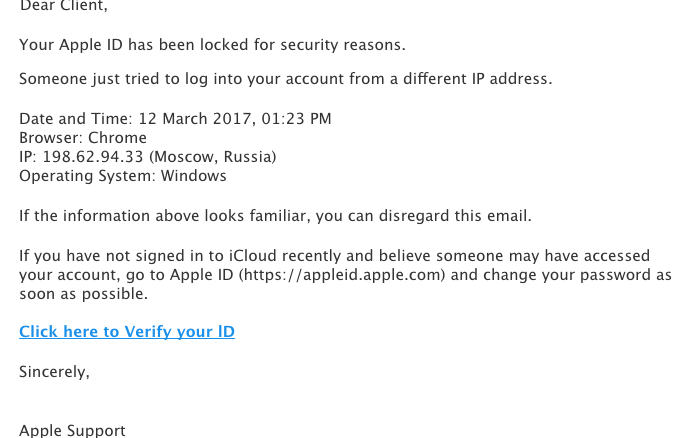 2017-03-16 Apple Phishing Spam