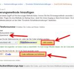 Amazon-Konto mit Zwei-Schritt-Verifizierung sichern Anleitung 12