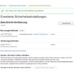 Amazon-Konto mit Zwei-Schritt-Verifizierung sichern Anleitung 14