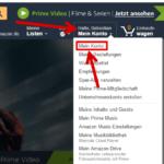 Amazon Passwort aendern 1