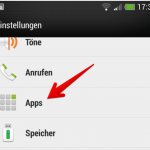 Android Browserdaten löschen 2