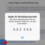 Apple ID Zwei-Faktor-Authentifizierung 8