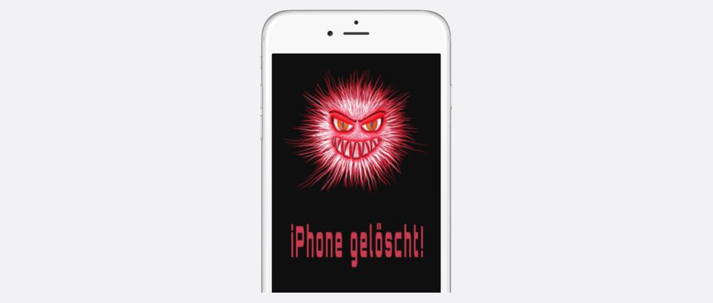 Apple iPhone Hacker drohen mit millionenfacher Datenlöschung über iCloud