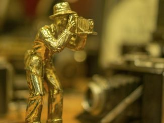 Symbolbild Goldene Kamera
