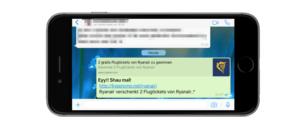 Eyy!! Shau mal!: WhatsApp Kettenbrief lockt Sie unter Umständen in Abofalle