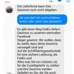 Facebook Abzocke: Information über Lotterie-Gewinn ist Vorschussbetrug