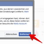 Facebook App Einstellungen 5