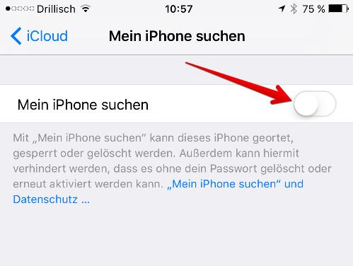 iCloud-Sperre vor dem Gebrauchtkauf überprüfen - Macwelt