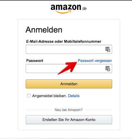 kann man seine amazon seller email ändern