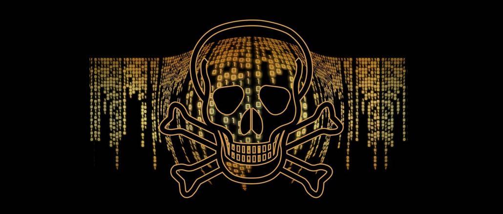 Symbolbild Angriff Verschlüsselung Virus