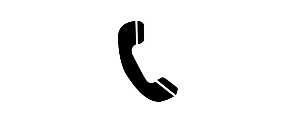 Telefonhörer Symbolbild
